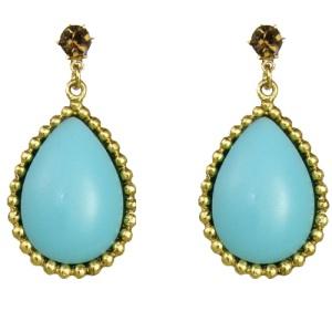 Rachel Leigh Cleo Teardrop Earrings
