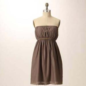 Cusp of Summer Dress, Anthropologie