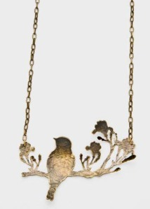 Bird Island Necklace